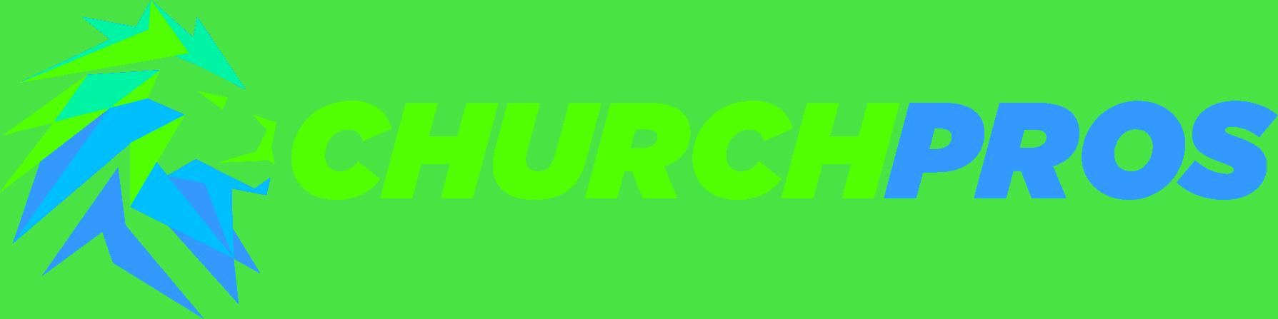 ChurchPros | Church Online Blueprint System