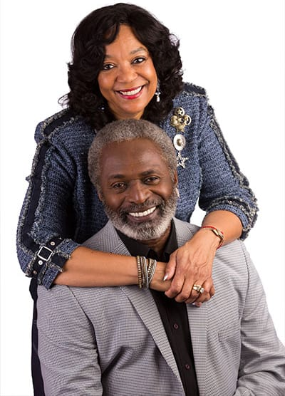 Dr. LaSalle & Portia Brooks Vaughn - New Life Christian Center - San Antonio, TX
